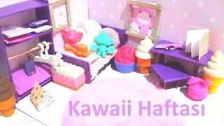 LPS DIY ✿ Kawaii Oda Yapımı ◕ ‿ ◕ | LPSEM miniş ^-^