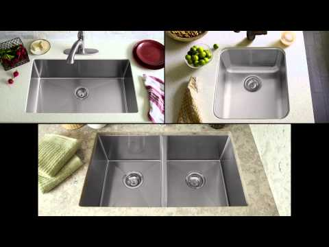 Prevoir Stainless Steel Kitchen Sinks By American Standard