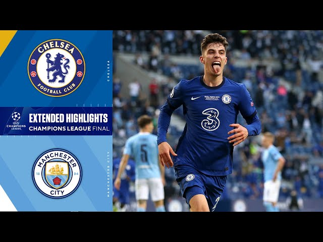 Chelsea vs. Manchester City: Champions League Final Highlights | UCL on CBS Sports