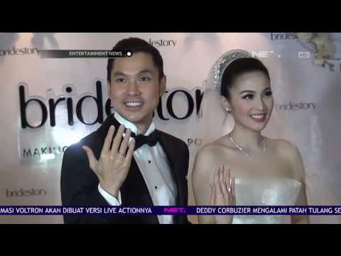 Sandra Dewi dan Harvey Moeis Resmi Menikah