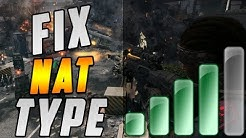 How To Fix NAT Type To Open in Black Ops 4 (PS4, XBOX One & PC)