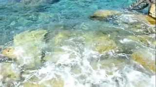 Набережная Пафоса остров Кипр(Подход к морю рядом с портом Пафоса. http://tainyimir.ru/stranyi/kipr/otdyih-v-pafose/, 2012-06-17T04:15:57.000Z)