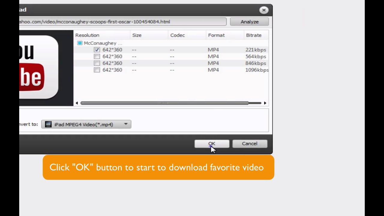 How To Download Videos From Youtube, Yahoo, Etc Video Sharing Sites?