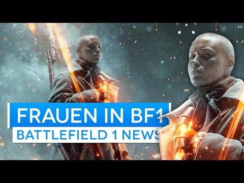 Weibliche Soldaten in Battlefield 1 - Russland DLC  / In The Name Of The TSAR News