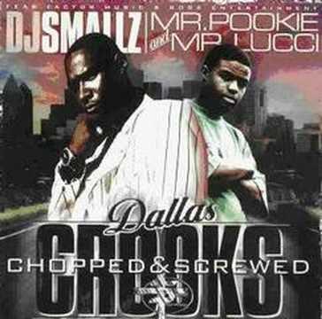 Mr. Pookie & Mr. Lucci-On Slab(Chopped & Screwed)
