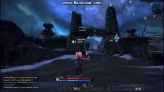 Tera online Fate of Arun gameplay  elin reaper