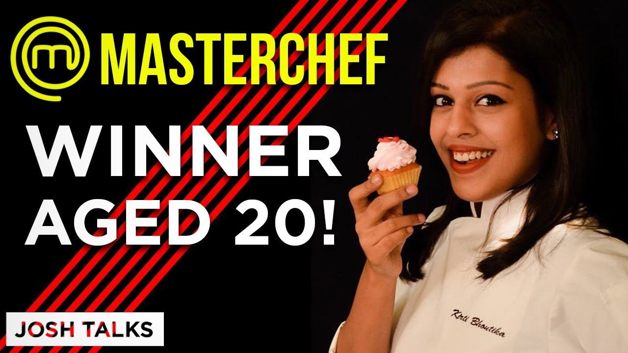 Kirti Bhoutika | How I Turned My Passion For Cooking into A CAREER? | Masterchef India Winner