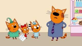 Три кота | Серия 19 | Картинная галерея