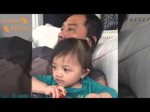 Arsy Main Dengan Ayah (Anak Anang dan Ashanty) - YouTube