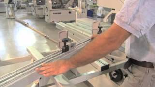 Biesse Active 400 Sliding Table Saw