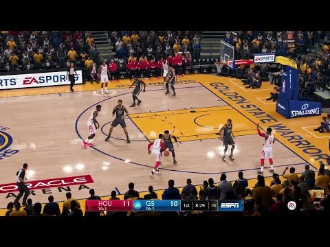 NBA LIVE 19 Rockets Vs Warriors LIVE STREAM