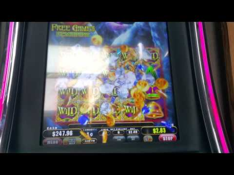 Jewel of the Dragon*Max Bet Bonus*Big Win*