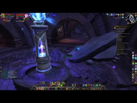 Giving It All We've Got [Ley Station Aethenar] World of Warcraft