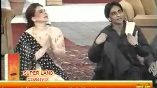 Funny Qawali by Shoki Khan And Babu Baral Pakistani Punjabi Stage Drama 780p