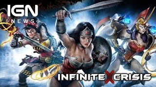 Infinite Crisis Closing Down - IGN News