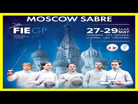 FIE Grand Prix Moscow 2016 Women Saber Individual - Finals
