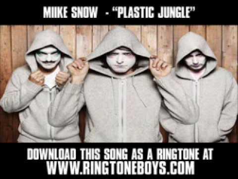Miike Snow  Plastic Jungle  New Music  + Lyrics + Download