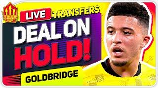 SANCHO Transfer DELAY! TRIPPIER Close? Man Utd Transfer News