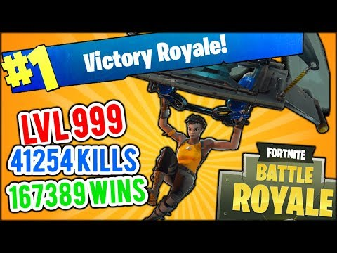 THE EASIEST WAY TO WIN AT FORTNITE: BATTLE ROYALE