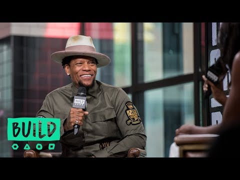 """D. L. Hughley Discusses His Latest Book, """"How Not to Get Shot"""""""