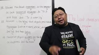 Pada Vidio ini Anda akan Belajar menganalisis Soal akhir dari LONGM...