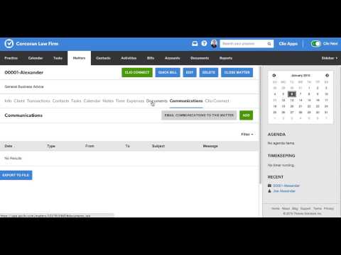Review of Clio Law Firm practice management software