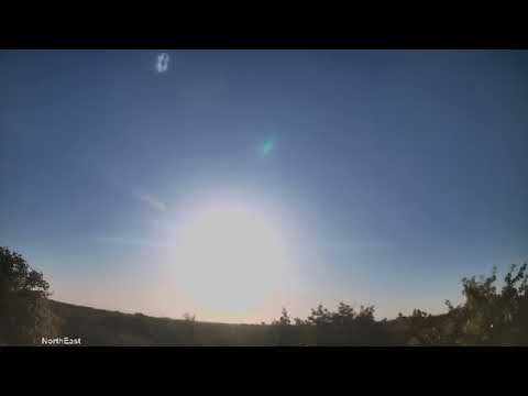 LIVE - Orionid Meteor Shower - Hawley, TX