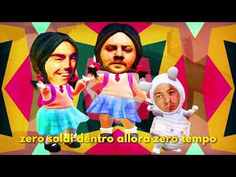 Gabry Ponte, Rezophonic - #DallaAMe (feat. Danti, Shade, Jake La Furia) (Lyric Video)