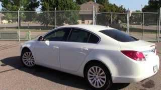 2011 Buick Regal Sport Sedan Videos
