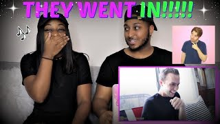 "Shane Dawson ""MAKING DISS TRACK AGAINST MY BOYFRIEND"" REACTION!!"