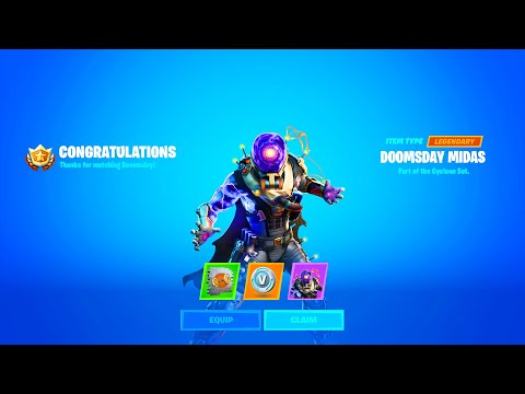 Fortnite Doomsday Event - ALL FREE REWARDS!