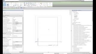 Настройка подрезки вида моделей «Пеноплэкс» и вывод их на листы проекта Autodesk Revit.