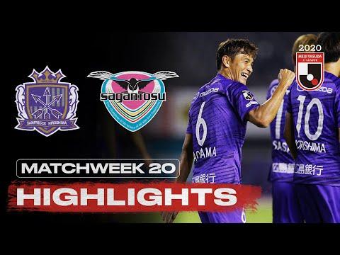 Hiroshima Sagan Tosu Goals And Highlights
