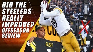 Pittsburgh Steelers Better or Worse? 2019 NFL Predictions