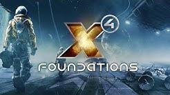 X4: Foundations - Stationen bauen Schritt für Schritt (Teil 1)