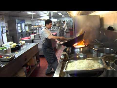 Kung Fu Wok Chef Din