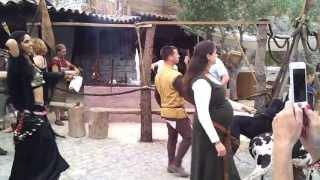 Обидуш - средневековая ярмарка 2013(Средневековая ярмарка в Обидуш Португалия. Проходит ежегодно в июле-августе. Подробнее http://www.to-portugal.ru/2013/07/Ob..., 2013-07-17T14:47:42.000Z)