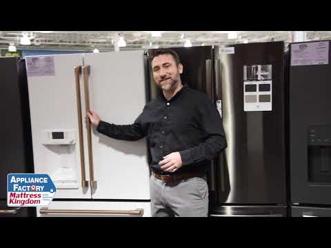 Overview GE's line of Appliance Colors