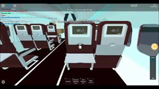 Roblox | Malaysia Airlines Boeing 737 | MH511