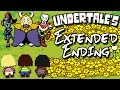 Extending UNDERTALE's Ending | Undertale Theory | UNDERLAB