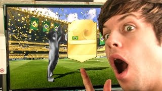 THE LUCKIEST FIFA 17 PACKS EVER!!! - ULTIMATE TEAM PACK OPENING
