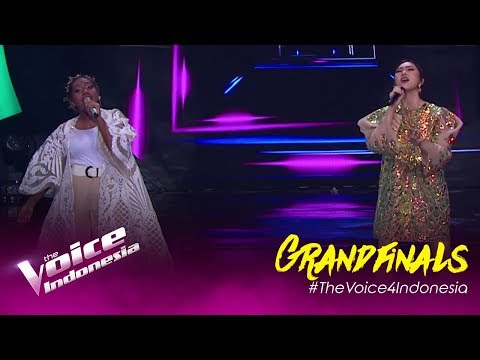 Kau Adalah Isyana Sarasvati - Team Isyana | Grandfinal | The Voice Indonesia GTV 2019