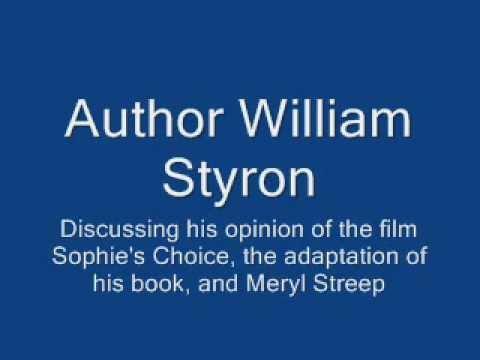 William Styron - Sophie