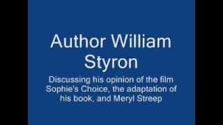 William Styron - Sophie
