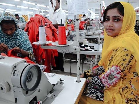 প্রধানমন্ত্রীর নির্দেশেই মজুরি বাড়লো পোশাক শ্রমিকদের | BD Garments Sector | Somoy TV