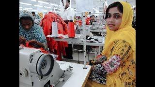 প্রধানমন্ত্রীর নির্দেশেই মজুরি বাড়লো পোশাক শ্রমিকদের   BD Garments Sector   Somoy TV