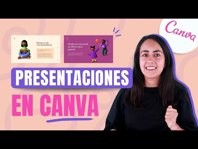 Canva: Cómo hacer presentaciones en Canva (Tutorial paso a paso súper completo) | Tips Canva 2021