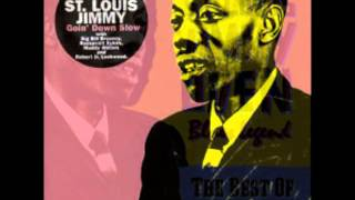 St. Louis Jimmy Oden - Now I´m Through