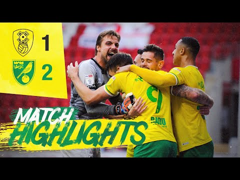 Rotherham Norwich Goals And Highlights