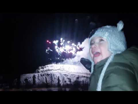 Baby T's New Year Eve at Shipyards Park 2017
